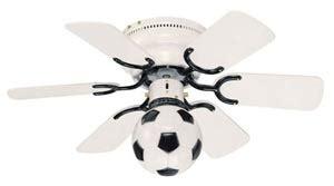 soccer ceiling fan kids ceiling fans