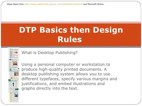 Home Basics And Design | home basics and design mitcham dtp basics and design rules