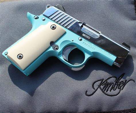 colored handguns pin by industries on kimber bel air