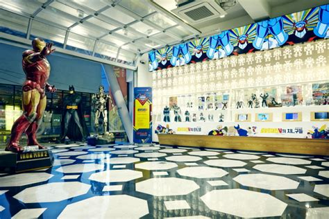 figure museum figure museum w 피규어뮤지엄w official korea tourism