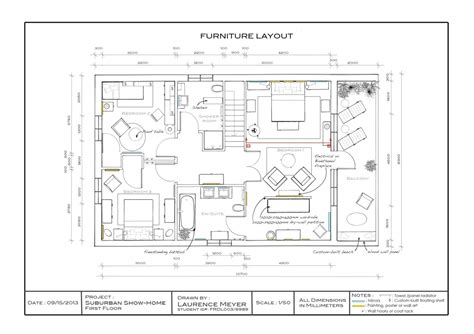floor plan interior laurence meyer usa the design ecademy reviews