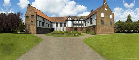 English Tudor Floor Plans by Medieval Manor House Gainsborough Old Hall