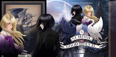 School For Evil 4 Soman Chainani sdsu children s literature february 2016