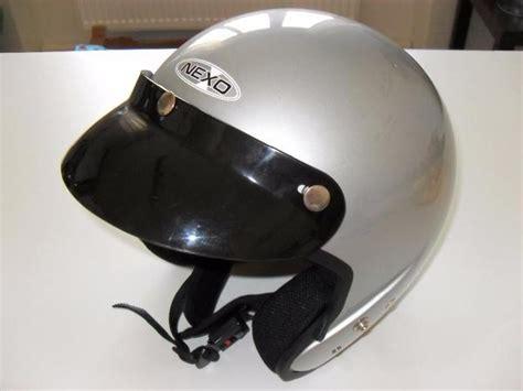 Motorradhelm Osnabr Ck by Quot Nexo Quot Mofa Roller Helm Gr 246 223 E S Kopfumfang 55 56
