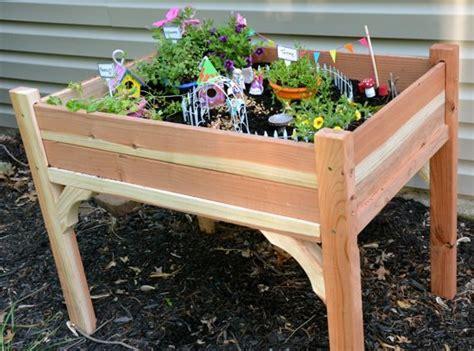 table top herb garden let s build a fairy garden table inner child fun