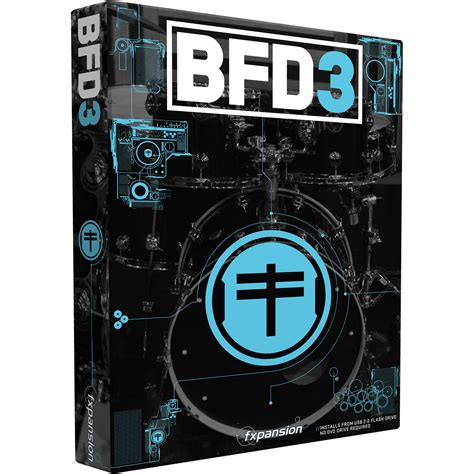 tutorial virtual drum electro pro fxpansion bfd3 acoustic drum software download