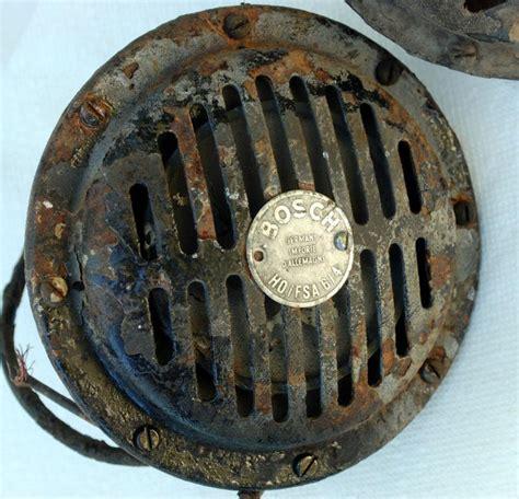 I Klakson Bosch Supertone Black buy porsche 356 a b c bosch 6 volt supertone horns ho fsa 6 3 6 4 high low nr motorcycle in