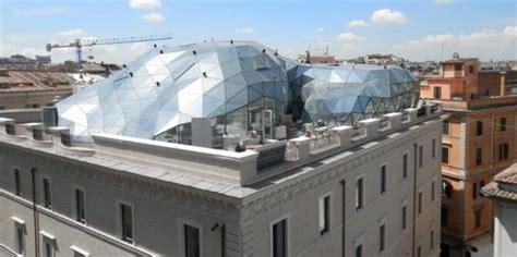 La lanterna di Fuksas: elementi tecnici di una struttura vetrata