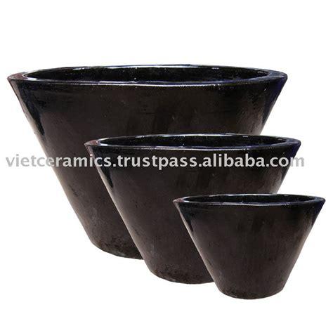 outdoor glazed flower pots buy flower pots garden