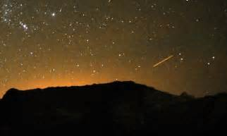 spectacular orionid meteor shower will be visible tonight
