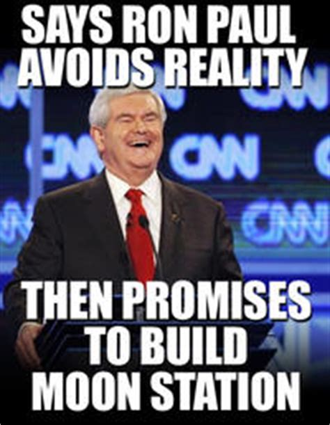 Newt Gingrich Meme - newt gingrich image gallery know your meme