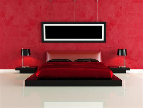 red bedrooms 41 fantastic red and black bedrooms interiorcharm