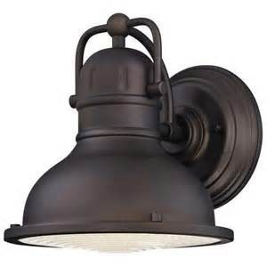 menards outdoor lighting westinghouse orson rubbed bronze led outdoor wall