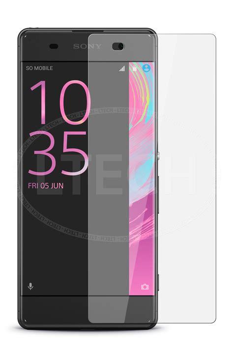 Sony Xperia Xa Ultra Dual Nillkin Clear Screen Guard An Murah sony xperia xa dual sim f3112 f3116 clear hd tempered glass screen protector