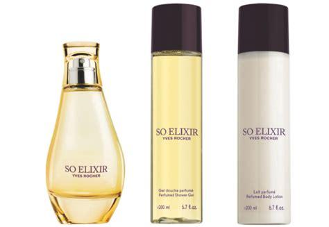 Parfum So yves rocher so elixir eau de parfum 2009