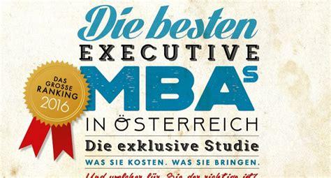Webster Mba Program Ranking by Die Zehn Besten Mba Anbieter 2016 Industriemagazin