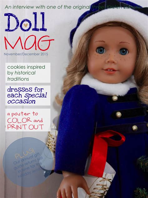 doll magazine current issue doll mag