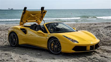 ferrari spider ferrari 488 spider 2016 review by car magazine