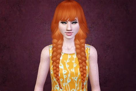 sims 3 braids cc 1000 images about my sims 3 hair downloads on pinterest