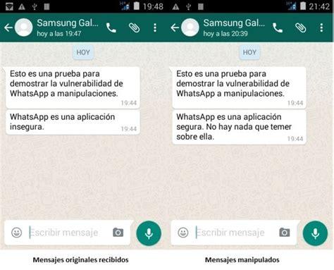 preguntas incomodas para mi novio de 15 años los mensajes de whatsapp se pueden manipular sin dejar