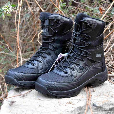Sepatu Delta Tactical Desert 6 Boot Made In Usa delta tactical boots desert american combat boots breathable wearable hiking shoes eur