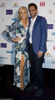 logie awards 2016 sees waleed aly s wife susan carland cut
