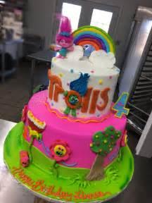 trolls cake girls birthday cakes pinterest cake troll party and birthdays
