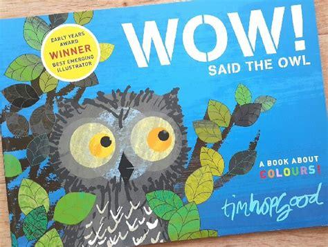 wow said the owl 1509834087 일러스트 컬러 넘나 예쁜 부엉이 동화책 quot wow said the owl quot 파닉스 g1 2 레벨 연습에도 좋은 네이버 블로그