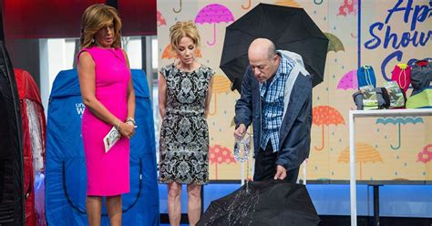 what makeup do they use for ambush makeover on today show with hoda and kathy best ambush makeovers an umbrella that doesn t get wet