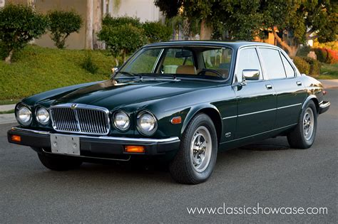 jaguar xj6 series iii 1986 jaguar xj6 series iii 4 2 sedan by classic showcase