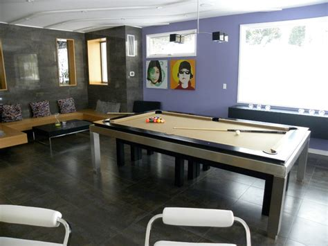 Amenager Sous Sol 4948 d 233 coration salon billard