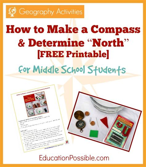 How To Make A Paper Compass - how to make a compass www imgkid the image kid has it