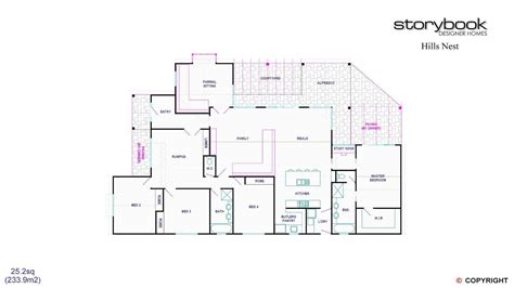 toddler room floor plan floor plan friday 4 bedroom with rumpus off kids rooms