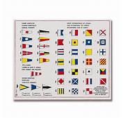 CODE INTERNATIONAL Des Signaux Maritimes Accessoires 17 X