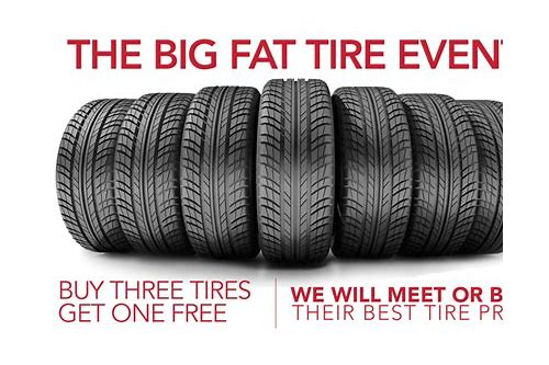 tire purchase deals