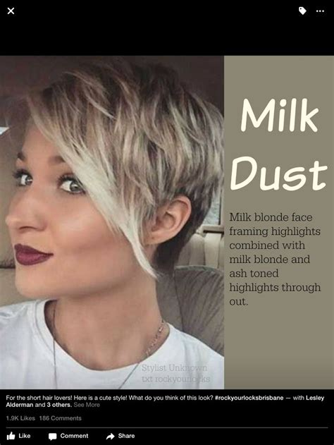 highlighting pixie hair at home short hair highlights long pixie short hair