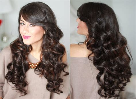 easy hairstyles curling iron perfect curl curling iron hairstyles easy hairstyles