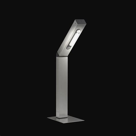 Led Stainless Steel Touch Table Lanterns Aa Sj010 reader no 3 floor table l gacoli touch of modern