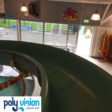 polyester boot onderhoud onderhoud polyester waterglijbaan 7 polyester reparatie