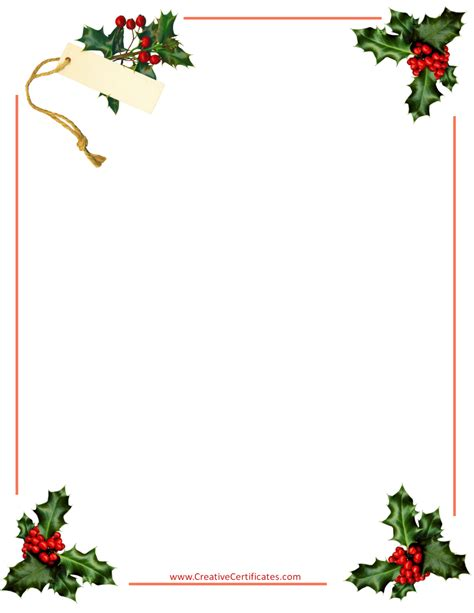 printable christmas borders for word free christmas border templates customize online then