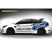 Specification Rally Cars  Ford Focus RS
