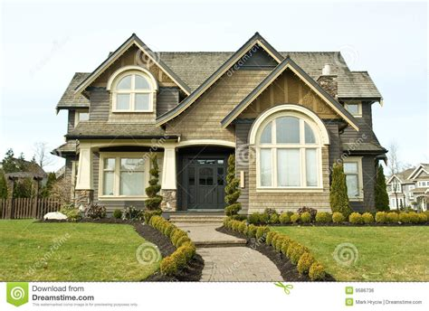 house image house exterior stock photo image of residence windows
