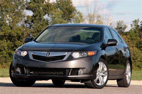 2010 acura tsx review 4 cylinder sports cars fans review 2010 acura tsx v6