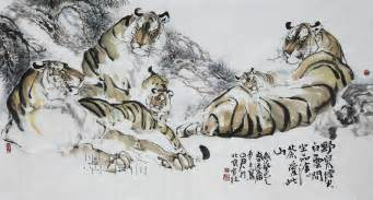 Free shipping huge 1pc traditional chinese painting handpainted asian
