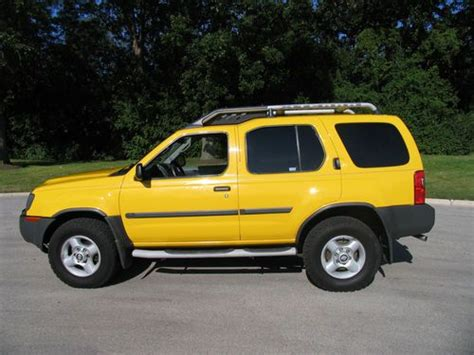 buy used 2002 nissan xterra xe sport utility 4 door 3 3l in wood dale illinois united states