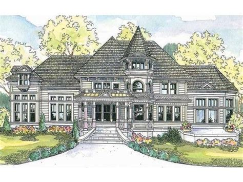 queen anne victorian house plans queen anne house plans dhsw52050 home plans pinterest