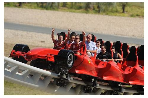 ferrari world abu dhabi tickets deals