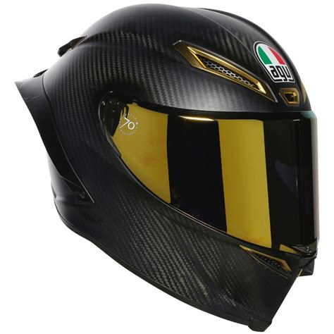 Helm Agv Pista Gp Carbon Agv Pista Gp R Anniversario Matt Carbon Limited Edition