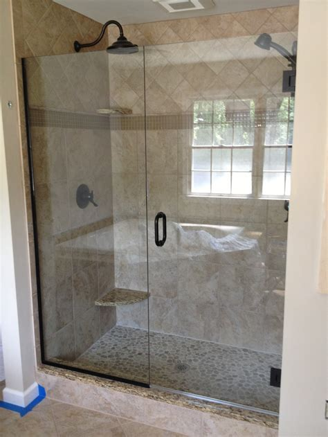 Frameless Shower Door Width Fantastic Frameless Shower Doors House Design And Office