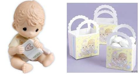 precious moment baby shower favors baby shower